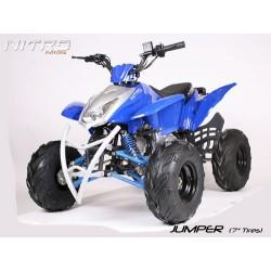 quad enfant 125 cc speedy 7 pouces blanc de plan te motors planete motors. Black Bedroom Furniture Sets. Home Design Ideas