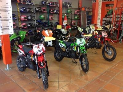 Notre gamme de Motos et BMX