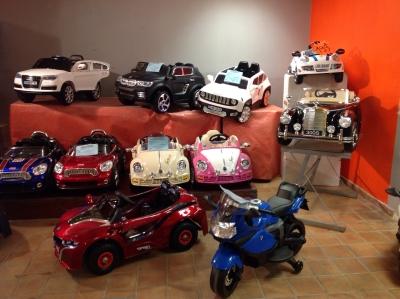 Notre gamme de voitures enfants