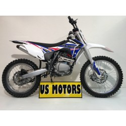 Moto Cross 250 cc Edi ONE XL
