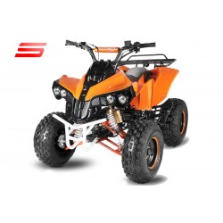 Quad enfant 125 cc Warrior 8P