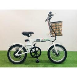 Vélo Électrique Petit Bateau