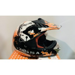 CASQUE CROSS ENFANT
