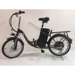 Vélo Électrique Campagne