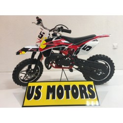 Moto Cross 50 cc Rebelle