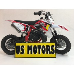 Moto Cross RS 50 10 P Us Motors