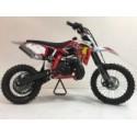 Moto cross 50cc et 65cc enfant